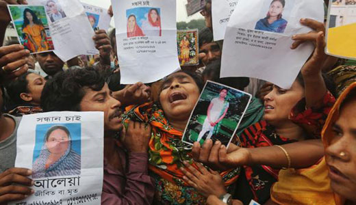 Bangladesh disaster: Who pays the real price of your clothing?