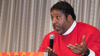 Rev. Barber: Voting rights fight is do or die for labor
