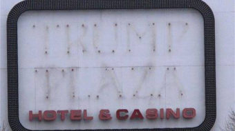 Voting with their feet: Traffic plummets at Trump casinos and hotels