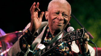 Blues never die: B.B. King reigned but music lives on