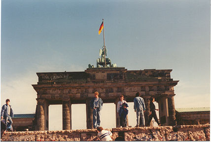 The fall of the wall — a view from Berlin