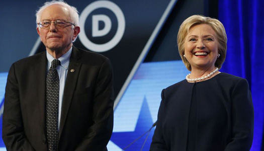 Sanders expected to endorse Clinton today