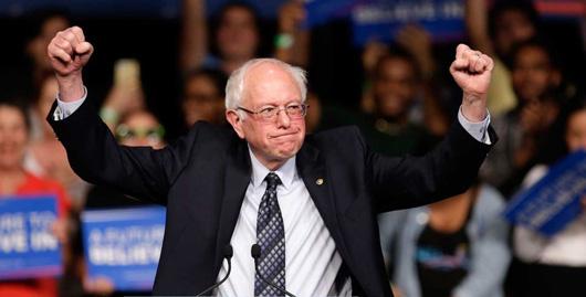 Sanders wins Michigan, Clinton wins Mississippi, Clinton calls for unity