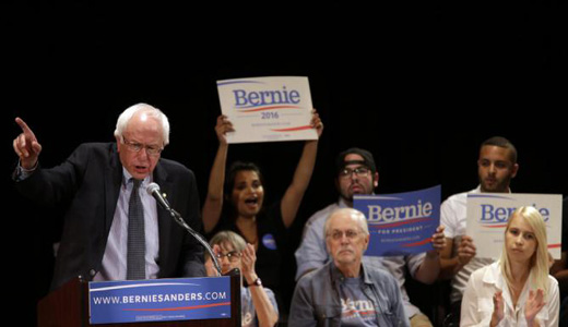 Sanders: Break up banks, tax speculation, start postal banking