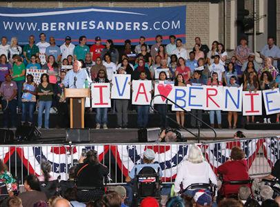 Bernie Sanders rally rocks Tucson