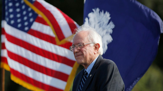 An old-fashioned red scare? Sanders, socialism, and the Democrats' anti-communism