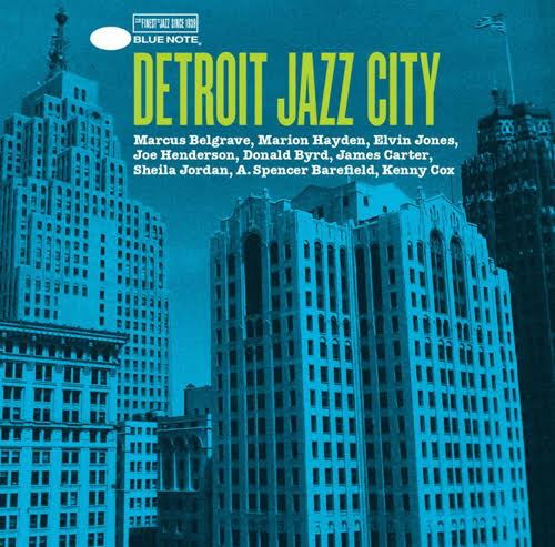 """Detroit Jazz City"": New CD celebrates the Motor City"