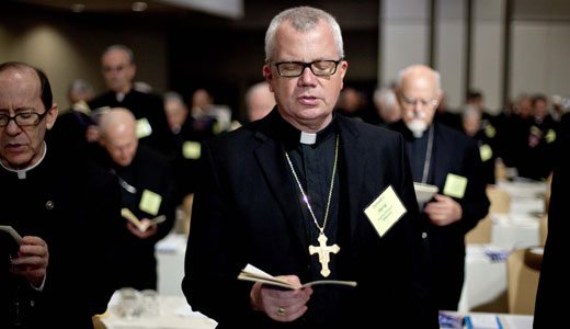 Catholic bishops condemn exploitation, back unions