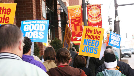 95,000 more jobs are lost