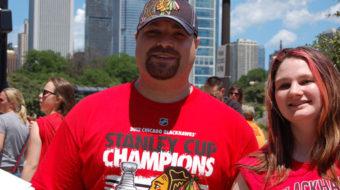 2 million in Chicago celebrate Blackhawk victory