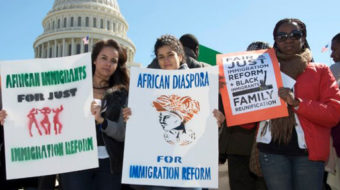 Service employees: Reform must include concerns of black immigrants