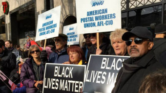 Postal Service begins process of slowing first class mail, unions outraged