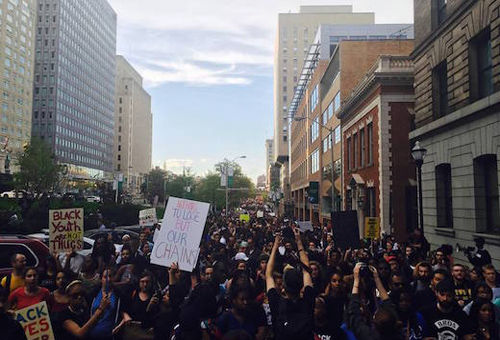 Baltimore United for Change takes root