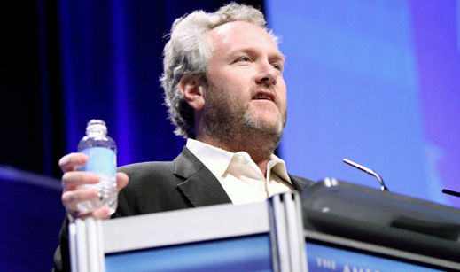 Right-wing blogger Andrew Breitbart dead at 43