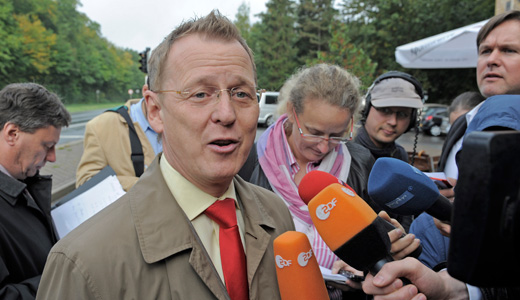 German Social Democrats paying the price of too many deals