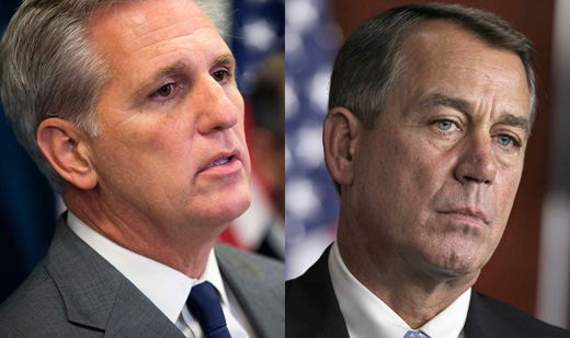 GOP House anarchy: Will it impact the 2016 elections?