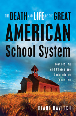 "Ravitch blasts corporate ""school reform"""