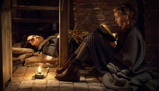 """The Book Thief"": A child looks at fascism"