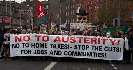 "Austerity-to-prosperity lie based on ""bogus math"""