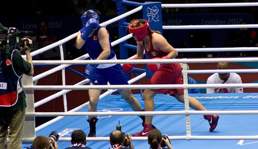 London 2012 – the Title IX Olympics