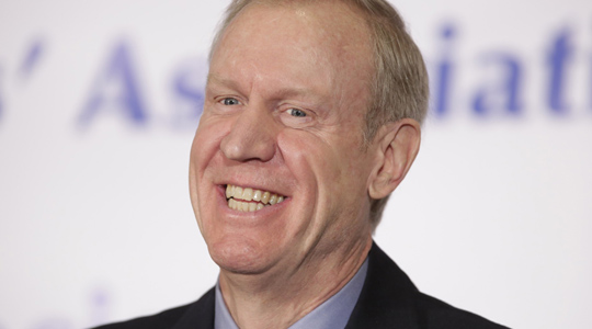 Bruce Rauner: of, by, and for Illinois' richest 1 percent