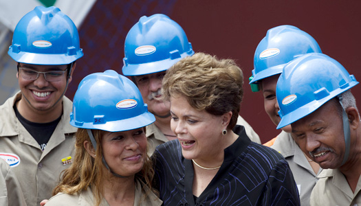 Latin America delivers a swift kick