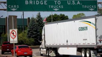 Planned new $1B U.S.-Canada bridge to create thousands of jobs