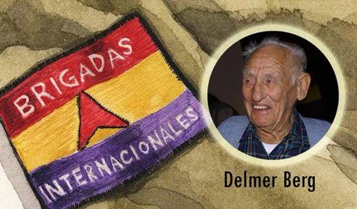 Celebrating Spanish Civil War veteran and lifelong activist Delmer Berg