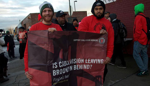 Brooklyn Cablevision dodges ruling by going after NLRB