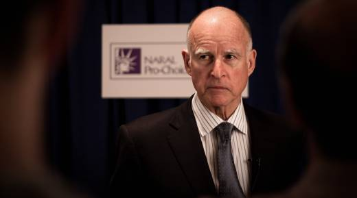 "California governor: budget ""will take sacrifice"""