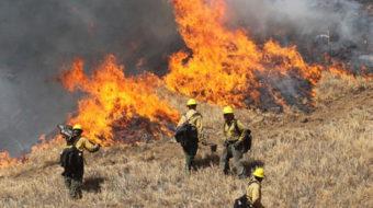 From California to Wisconsin, wildfire season has begun