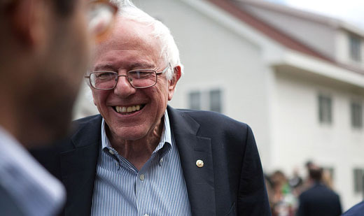 "Two things could derail Bernie Sanders' ""political revolution"""