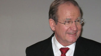 Pat Buchanan loses platform at MSNBC?