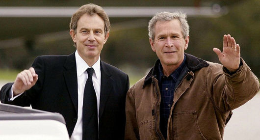 British Iraq War report is damning for former PM Tony Blair