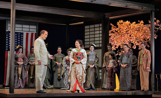 """Madame Butterfly"": The racial/sexual politics of cross-cultural concubinage"