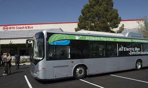 Unsafe buses being built in LA with $1.50-per-hour Chinese labor