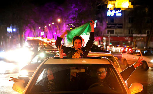 Iran and six powers seal framework deal on nukes