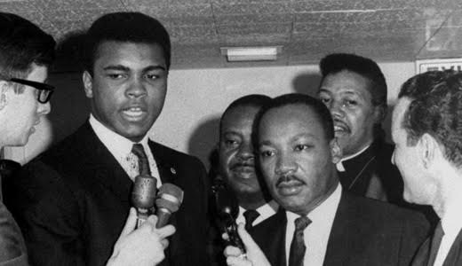 The Champ's greatest battle: The fight for peace