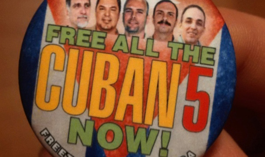 New York Times calls for freedom for the Cuban Five Prisoners