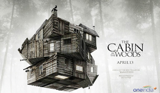 "The less you know the better about ""The Cabin in the Woods"""