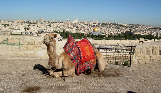 Romney, Obama and the real Jerusalem issue
