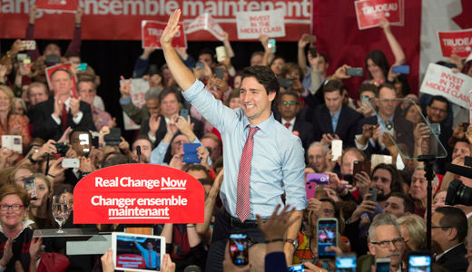 Liberal election victory in Canada holds lessons for Americans
