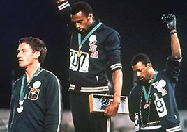 Peter Norman: Third man in memorable Olympics protest