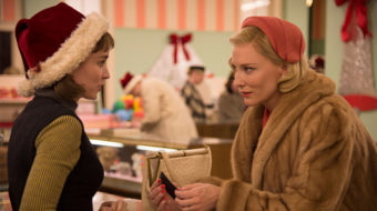 "Lesbian-themed film ""Carol"" in the era of conformity"