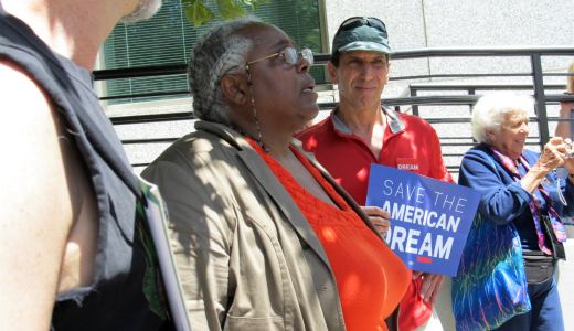 "Rallies call for ""Contract for the American Dream"""