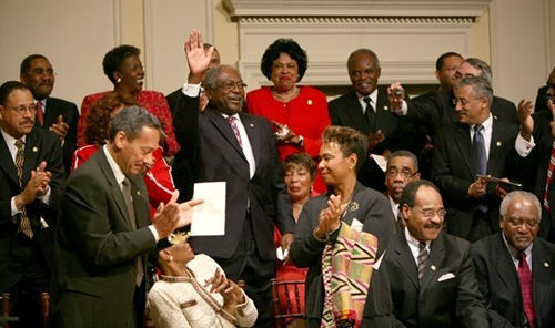"Black Caucus meet: ""Vote like you never did before!"""