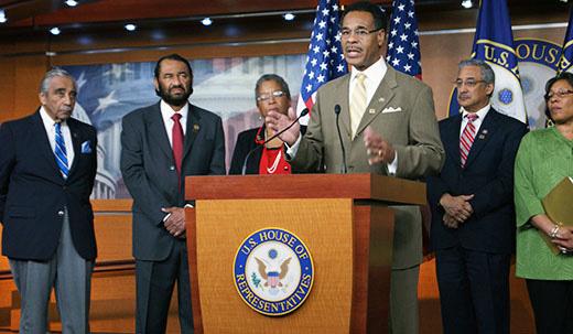 Congressional Black Caucus would boost social programs & revenue