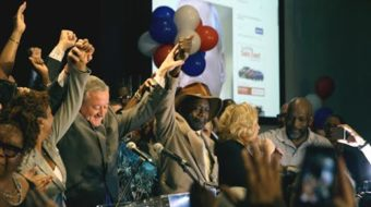Labor led coalition wins victories in Philly primary