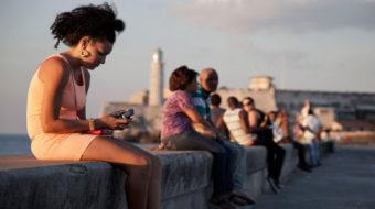 "U.S. secretly built ""Cuban Twitter"" to stir unrest"