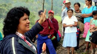 Berta Cáceres, Indigenous environmental leader, murdered in Honduras